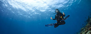 PADI peak performance specialty course Phuket