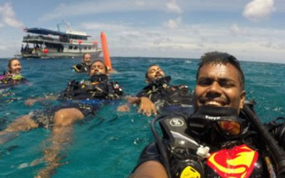 Discover Scuba Diving Day Trip – From India to Thailand