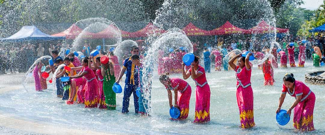 Songkran Festival in Phuket – A Celebration with Water
