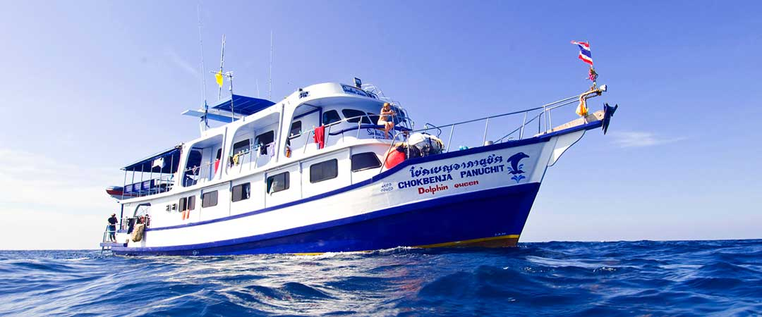 Similan Islands liveaboard MV Dolphin Queen